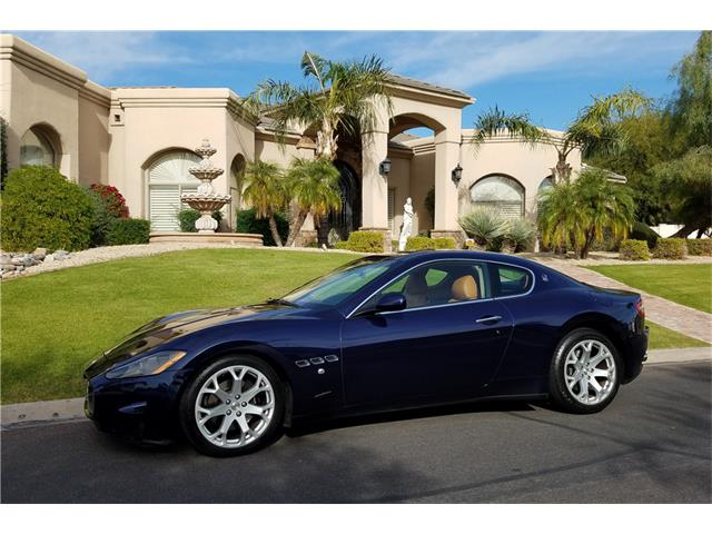 2009 Maserati GranTurismo | 934224
