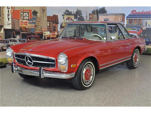 1969 Mercedes-Benz 280SL | 934225