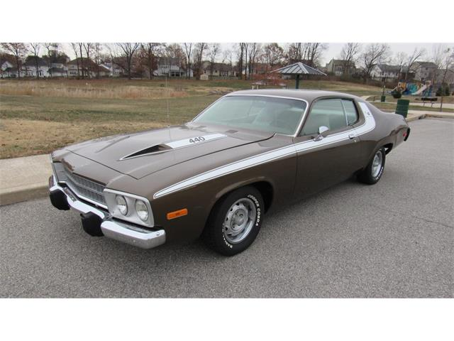 1973 Plymouth Road Runner   934233