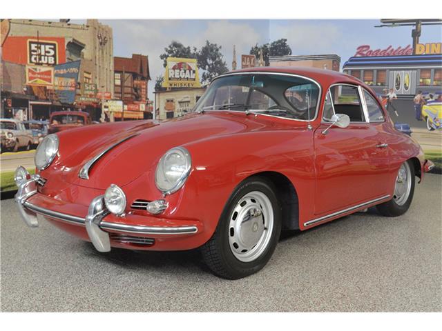 1964 Porsche 356C | 934236