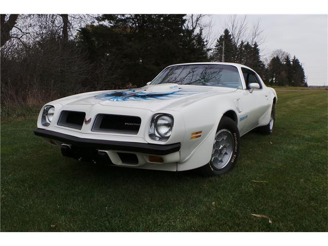 1974 Pontiac Firebird Trans Am | 934243