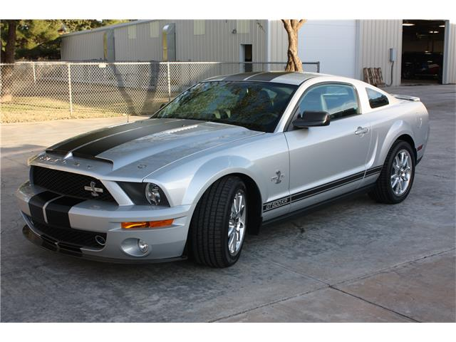 2008 Shelby GT500 | 934244