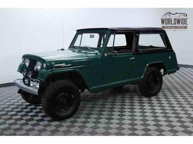 1969 Jeep Commando   934255