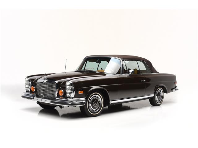 1970 Mercedes-Benz 280SE | 934261