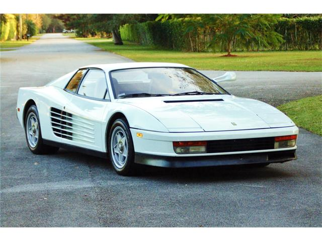 1986 Ferrari Testarossa   934262