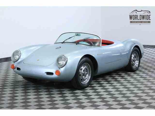 1955 Porsche Spyder | 934264