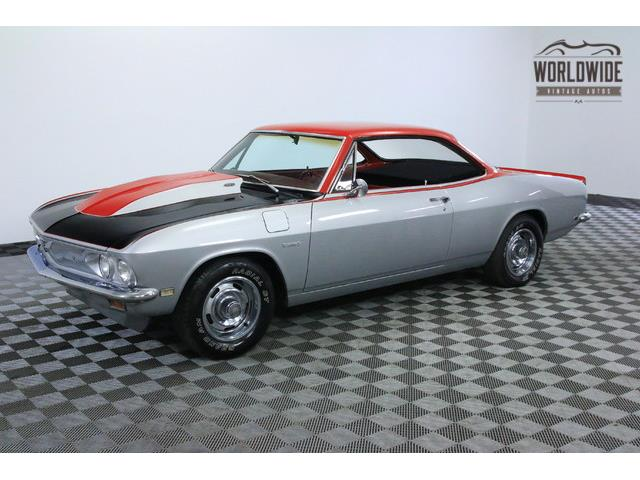 1966 Chevrolet Corvair | 934265