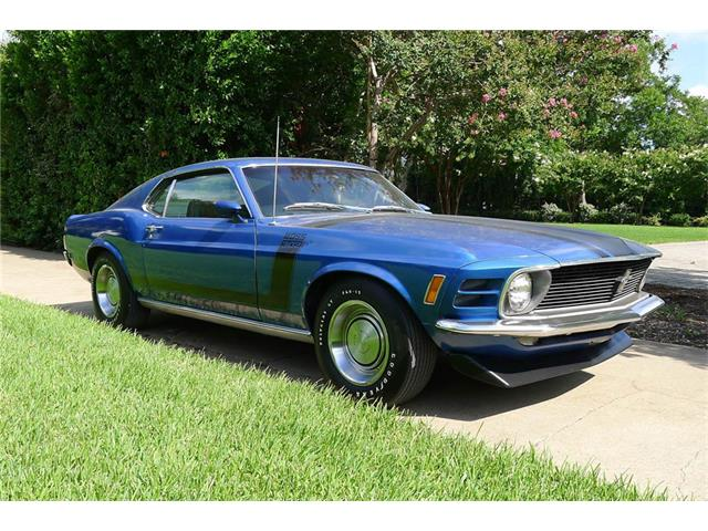 1970 Ford Mustang | 934272