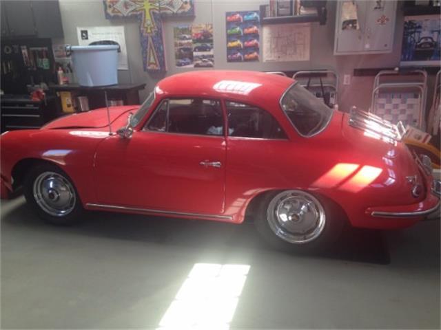 1961 Porsche 356   930428