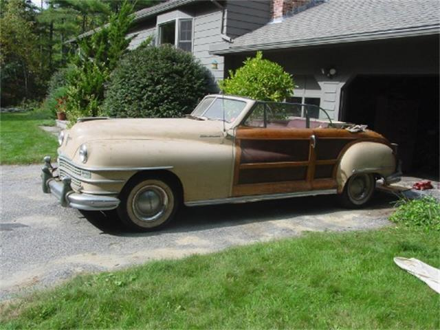 1948 Chrysler Town & Country | 930429