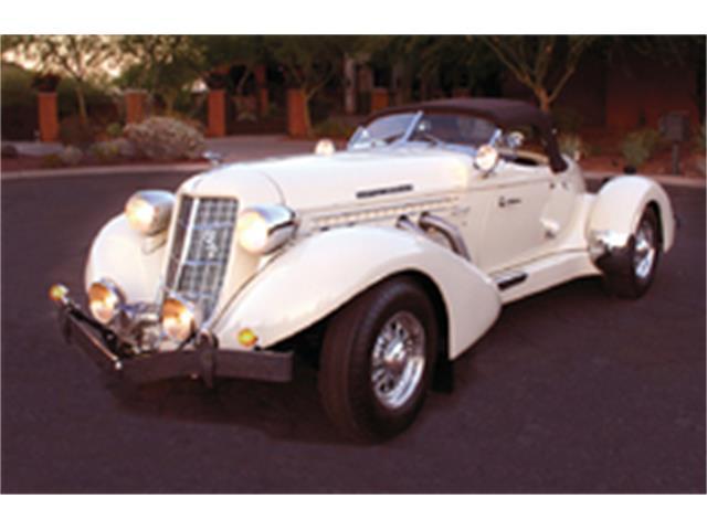 1936 Auburn Boattail Speedster Recreation | 934295