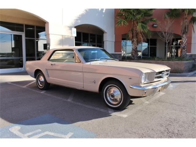 1965 Ford Mustang | 930430