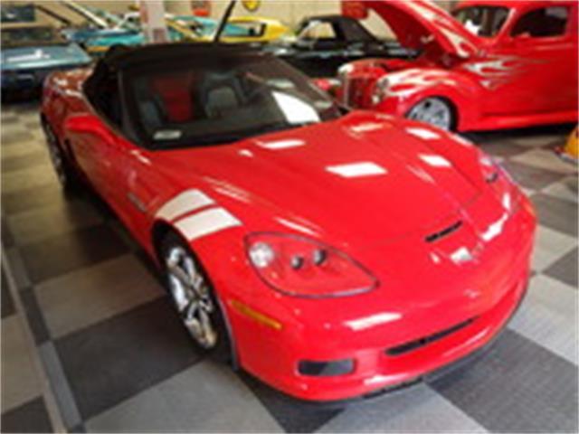 2010 Chevrolet Corvette | 934313