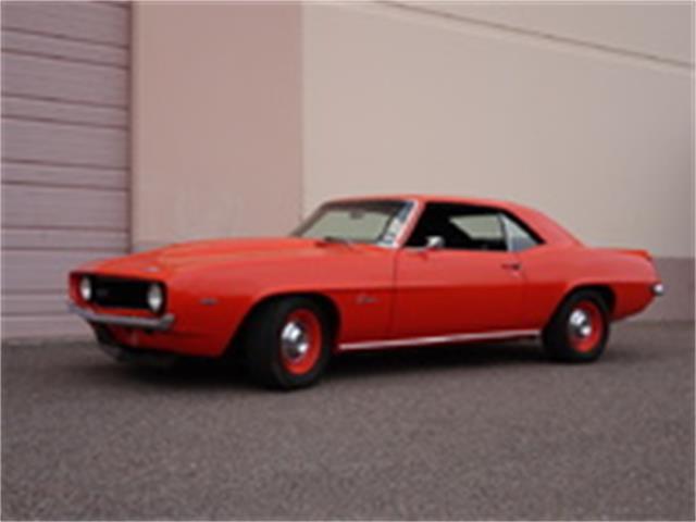 1969 Chevrolet Camaro | 934321