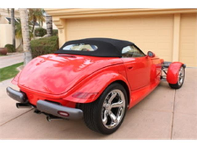 1999 Plymouth Prowler W/Trailer | 934326