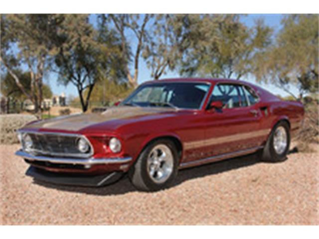 1969 Ford Mustang | 934327