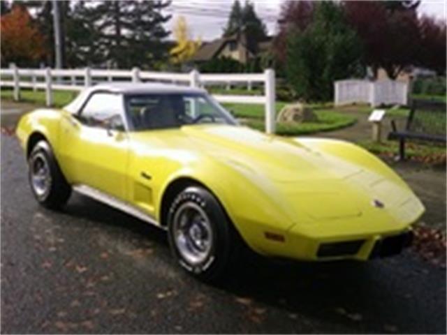 1975 Chevrolet Corvette | 934328
