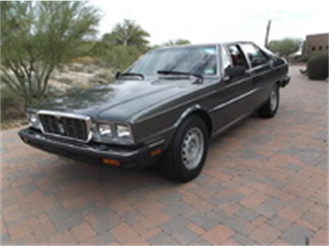 1985 Maserati Quadraporte | 934329