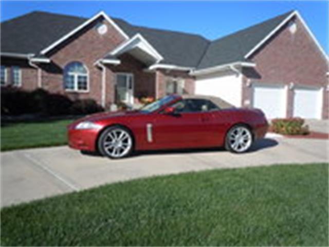 2008 Jaguar XKR | 934331