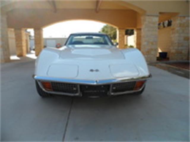 1972 Chevrolet Corvette | 934332