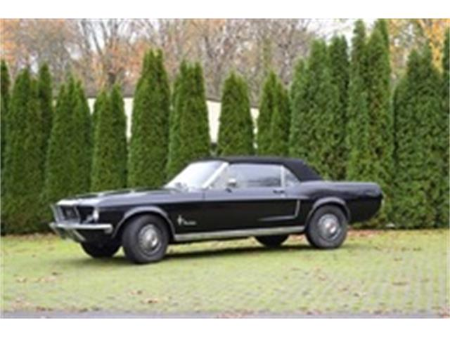 1968 Ford Mustang | 934335