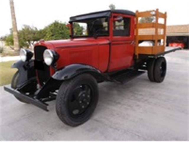 1933 Chevrolet Master 1 1/2 Ton Stakebed | 934340