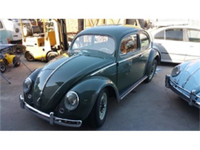 1957 Volkswagen Beetle | 934351