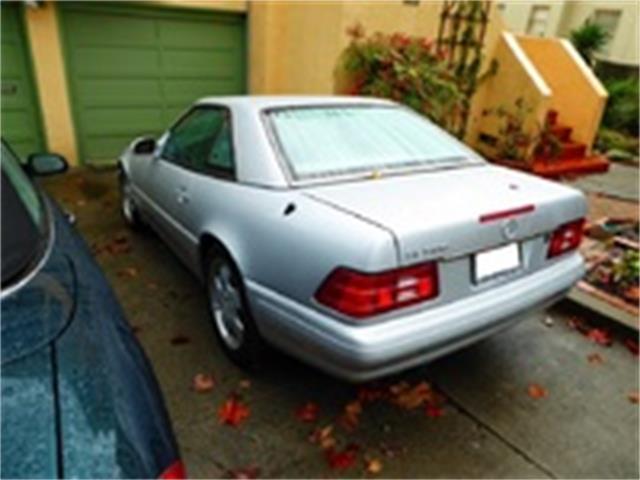 1999 Mercedes-Benz SL500 | 934354
