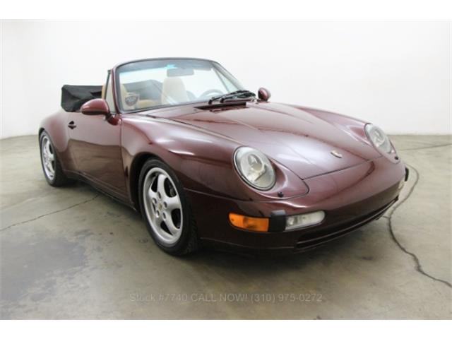 1998 Porsche 993 | 930437