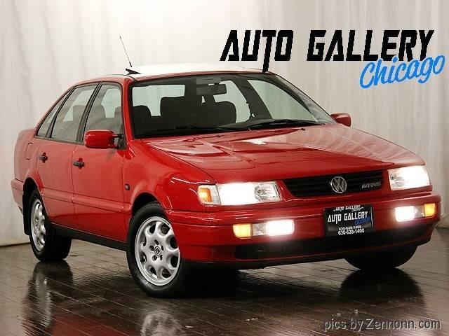 1996 Volkswagen Passat | 934372