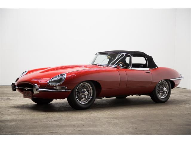 1963 Jaguar E-Type | 934388