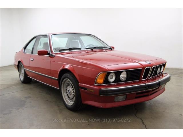 1988 BMW M6   930439