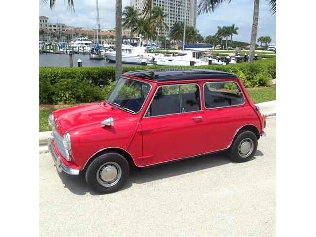 1967 Austin Mini Cooper   930044