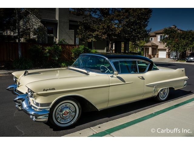 1957 Cadillac 62 Coupe | 934400