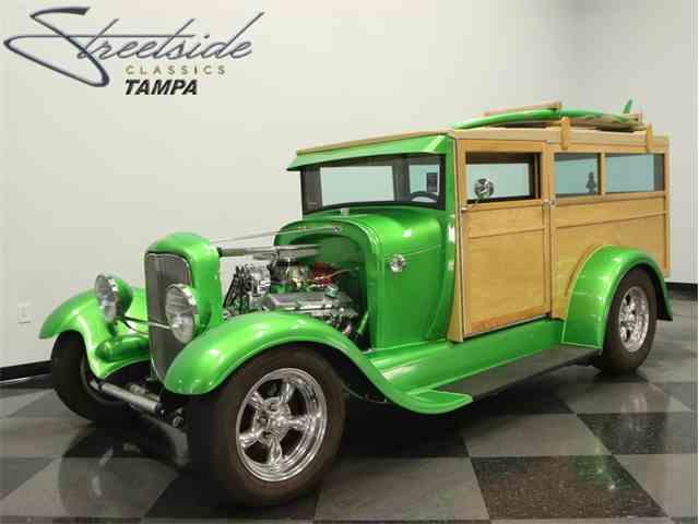 1929 Ford Woody Wagon | 934411