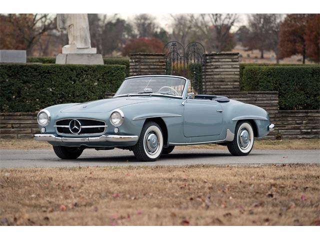 1957 Mercedes-Benz 190SL | 934418