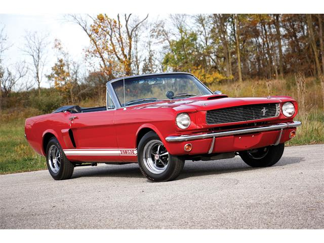 1966 Shelby GT350 | 934419
