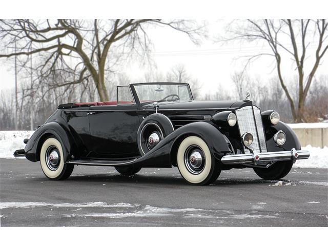 1937 Packard Twelve 1507 | 934425