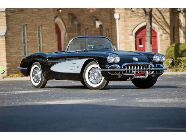 1960 Chevrolet Corvette | 934426