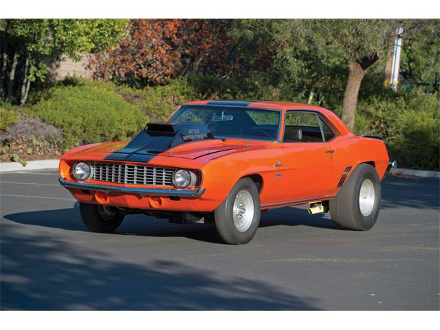 1969 Chevrolet Camaro Baldwin-Motion | 934432