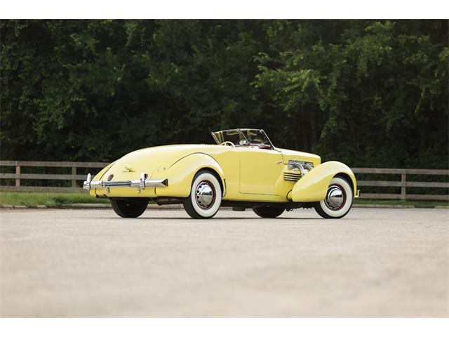 1937 Cord 812 SC 'Sportsman'   934433