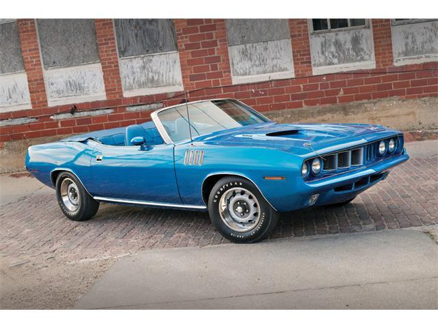 1971 Plymouth Cuda | 934442