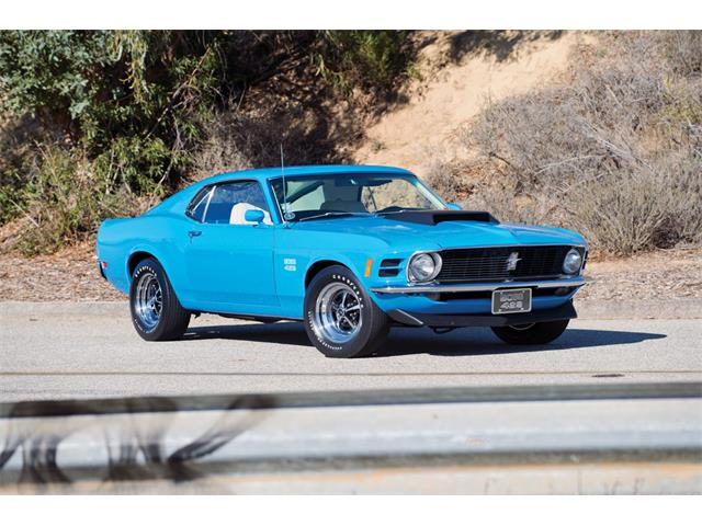 1970 Ford Mustang | 934445