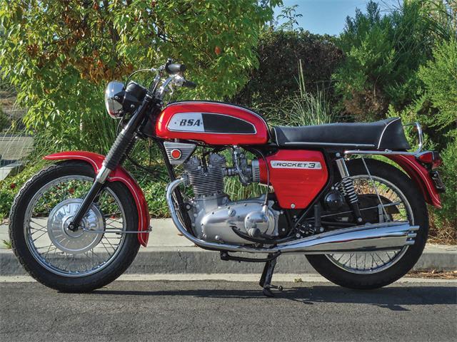 1969 BSA Rocket | 934454