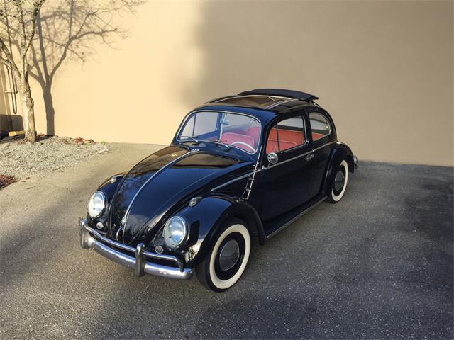 1958 Volkswagen Beetle | 934465