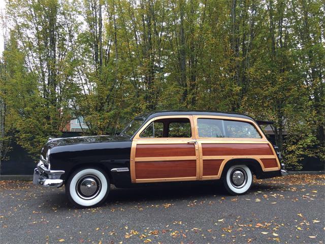 1950 Ford Custom Deluxe | 934466