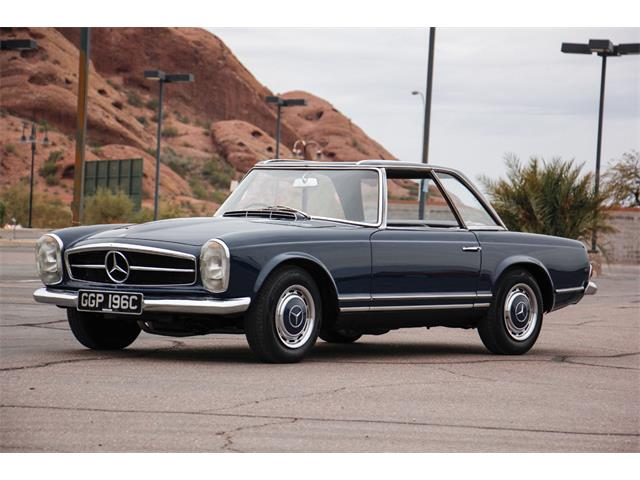 1965 Mercedes-Benz 230SL | 934468