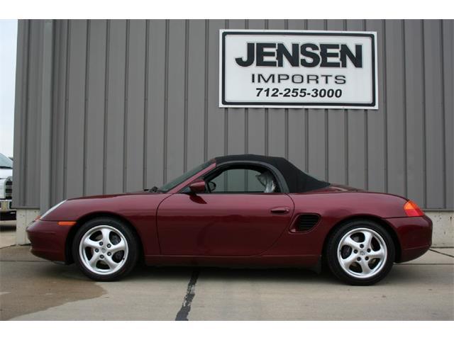 2000 Porsche Boxster Base | 930447