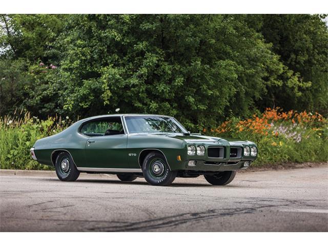 1970 Pontiac GTO Ram-Air IV | 934471