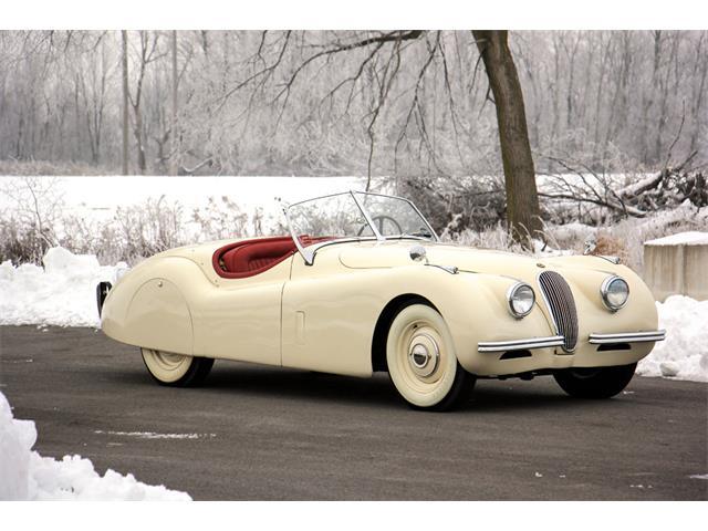 1952 Jaguar XK120 OTS | 934480